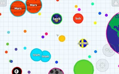 Agar.io Screenshot 1