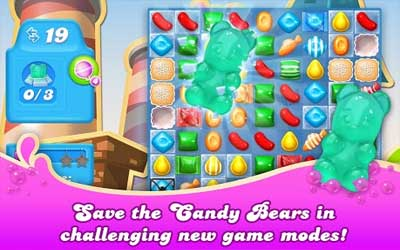 Candy Crush Soda Saga Screenshot 1