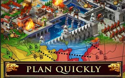 Game of War – Fire Age Screenshot 1