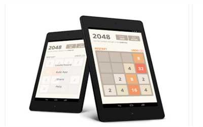 2048 Number puzzle game Screenshot 1