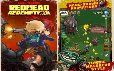 9GAG Redhead Redemption Screenshot 1