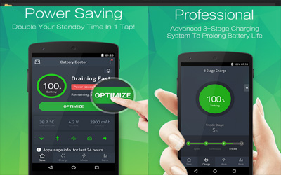 Battery Doctor (Battery Saver) Screenshot 1