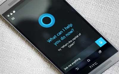 Cortana Screenshot 1