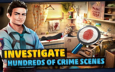 Criminal Case Screenshot 1