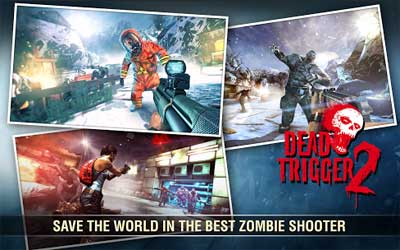 DEAD TRIGGER 2 Screenshot 1