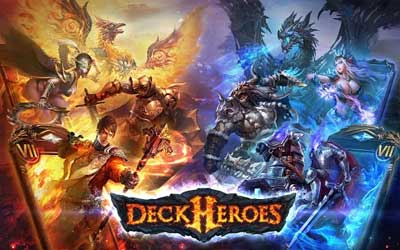 Deck Heroes Screenshot 1