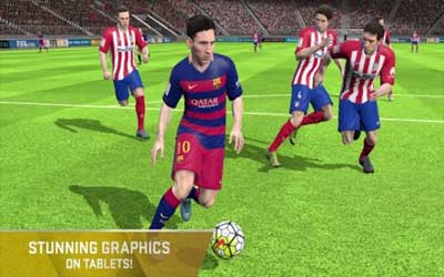 FIFA 16 Ultimate Team Screenshot 1