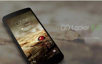 GO Locker Screenshot 1