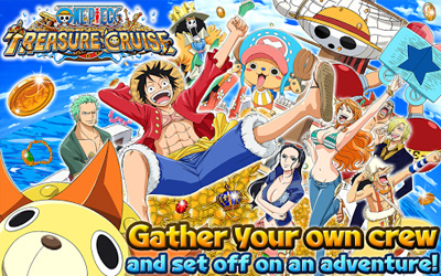 ONE PIECE TREASURE CRUISE Screenshot 1