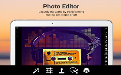 PicsArt Social Photo Editor Screenshot 1