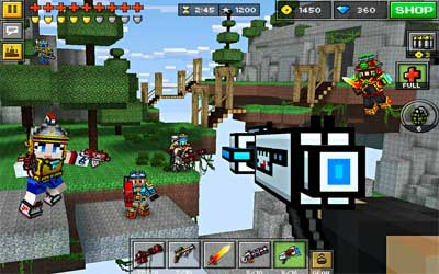 Pixel Gun 3D Screenshot 1