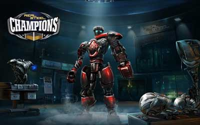 Real Steel Champions Screenshot 1