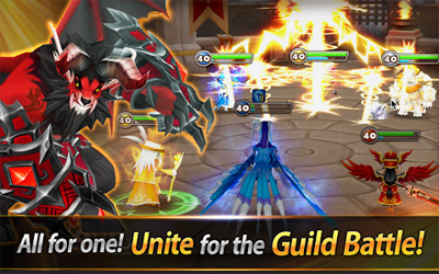 Summoners War Screenshot 1