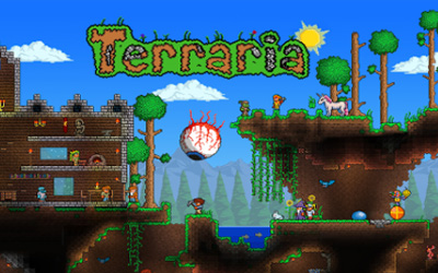 Terraria Screenshot 1