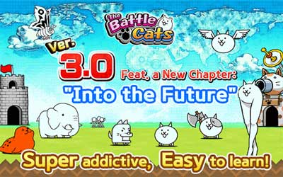 The Battle Cats Screenshot 1