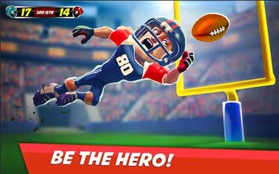 Boom Boom Football Screenshot 1