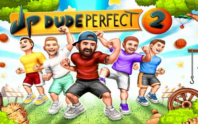 Dude Perfect 2 Screenshot 1