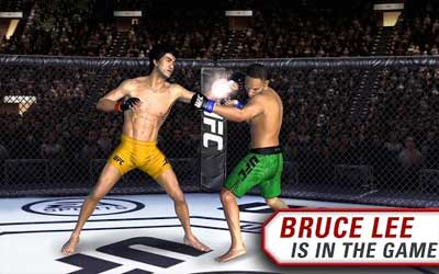 EA SPORTS UFC ® Screenshot 1