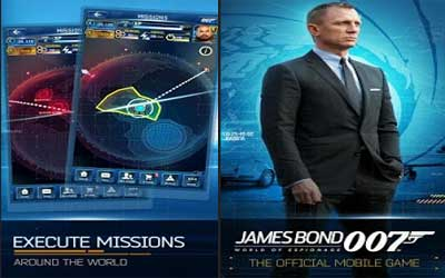 JAMES BOND: WORLD OF ESPIONAGE Screenshot 1