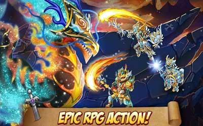 Knights & Dragons Screenshot 1