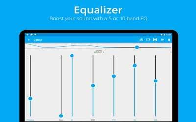 Music Player : Rocket Player Screenshot 1