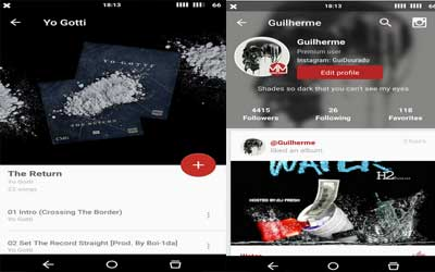 My Mixtapez Music Screenshot 1