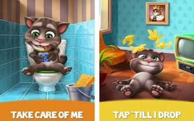 My Talking Tom Screenshot 1