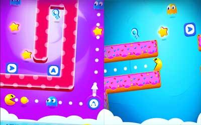 PAC-MAN Bounce Screenshot 1