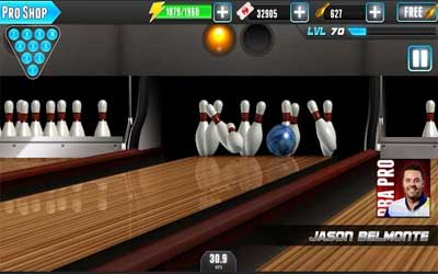 PBA® Bowling Challenge Screenshot 1