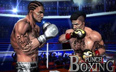 Punch Boxing 3D Screenshot 1
