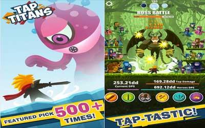 Tap Titans 3 2 2 APK Android - APKTrunk