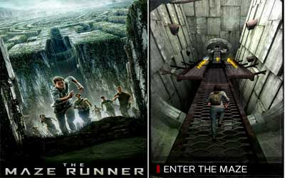 The Maze Runner Screenshot 1