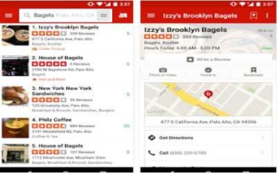Yelp Screenshot 1