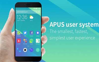 APUS Launcher Screenshot 1