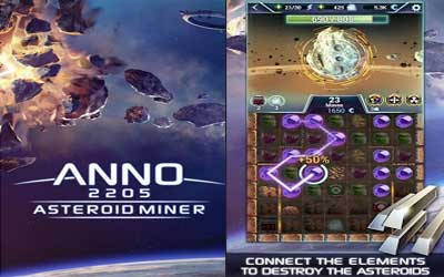 Anno 2205: Asteroid Miner Screenshot 1