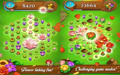 Blossom Blast Saga Screenshot 1