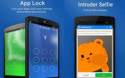 CM Security Antivirus AppLock Screenshot 1