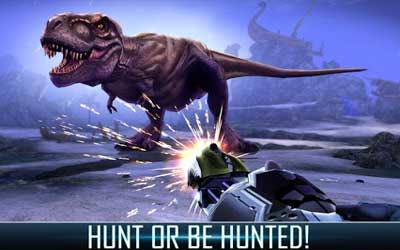 DINO HUNTER: DEADLY SHORES Screenshot 1