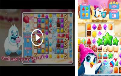 Frozen Frenzy Mania Screenshot 1