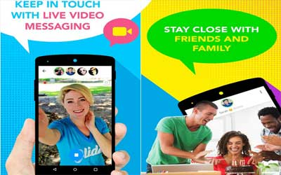 Glide – Video Chat Messenger Screenshot 1