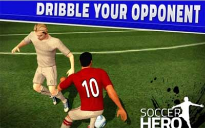 Soccer Hero Screenshot 1
