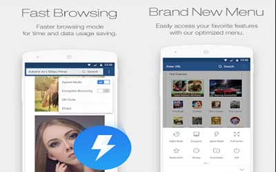 UC Browser Mini Screenshot 1