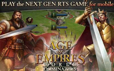Age of Empires:WorldDomination Screenshot 1
