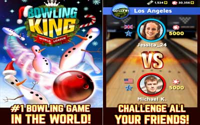 bowling king apk mod