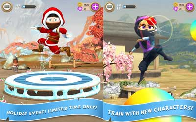 Clumsy ninja apk download.