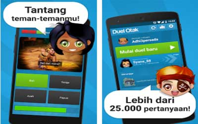 Duel Otak Screenshot 1