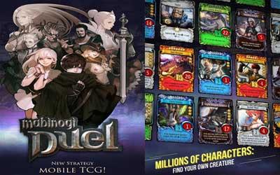 Mabinogi Duel:G1 LordOfFarkka Screenshot 1