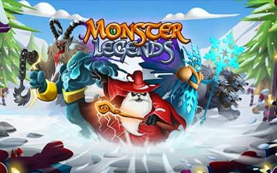 Monster Legends Screenshot 1
