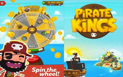 Pirate Kings Screenshot 1
