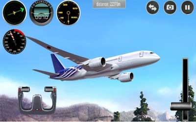 Plane Simulator 3D Screenshot 1